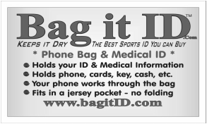 BagitID Holds your ID & medical information